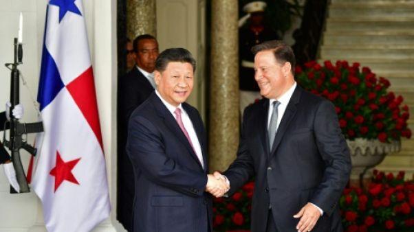 Le président chinois au Panama, enjeu stratégique en Amérique Latine