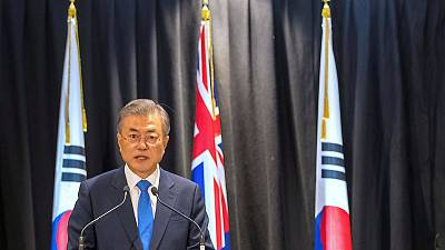 South Korean President says visit from North Korea's Kim 'a possibility'