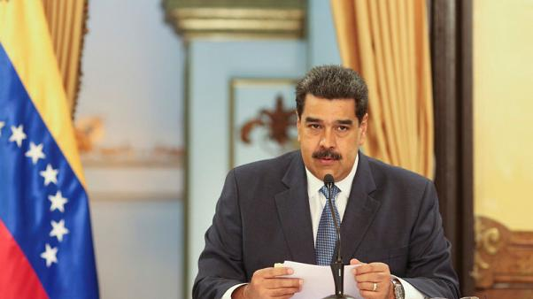 Venezuela's Maduro says on his way to Russia to meet with Putin