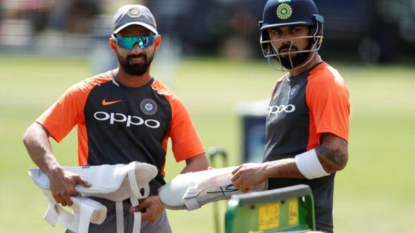 Australia still favourites, says India's Rahane