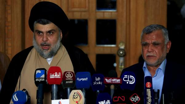 Shi'ite rivalry paralyses Iraq's government