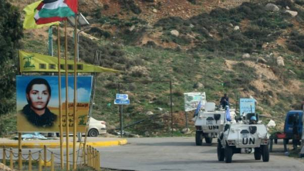 Opération israélienne à la frontière libanaise contre des tunnels du Hezbollah