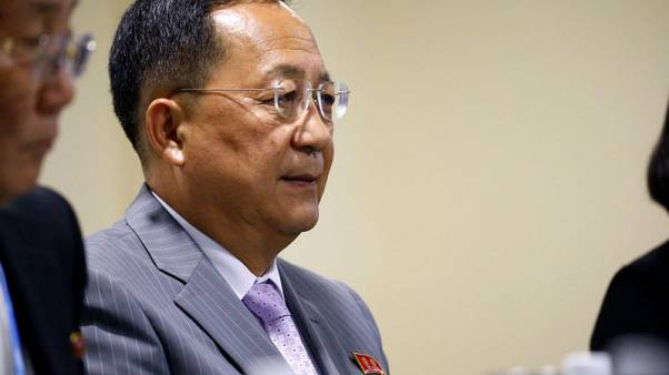 North Korean foreign minister to visit China this week