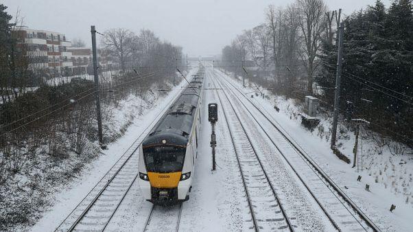 UK limits rail operator Go-Ahead's profits on troubled franchise