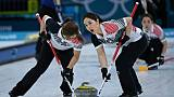 """Curling: démission des entraîneurs des """"gousses d'ail"""" de Corée du Sud, accusés d'abus"""