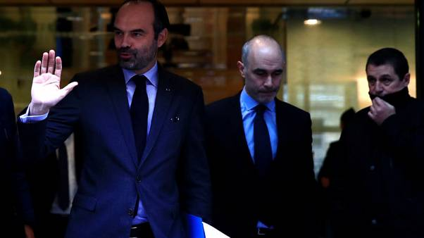 French PM suspends planned fuel tax increases for six-month period