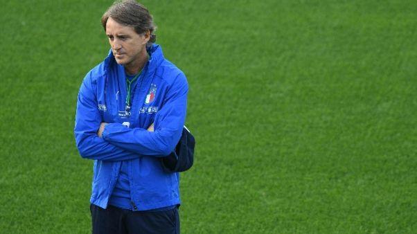 Mancini, aiuto a U.21 per Europei