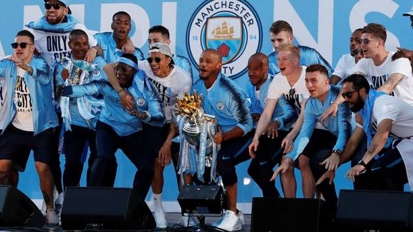 Man City $5 million winners from FIFA World Cup hand-out