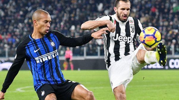 Mancini, Juve-Inter è Ronaldo-Icardi