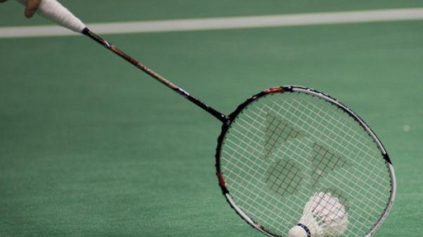 Badminton: Paris accueillera les championnats du monde en 2025