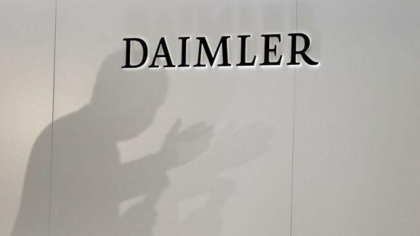 Daimler raises prospect of boosting stake in Chinese partner - Bloomberg