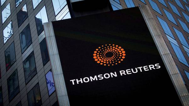 Thomson Reuters to cut workforce by 3,200 or 12 percent by 2020
