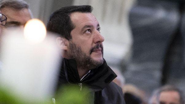 Salvini, Spataro pensi prima si parlare