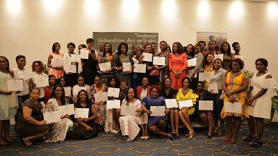 La Fondation BGFIBank clôture la deuxième édition de son programme de formation dédié aux femmes entrepreneures