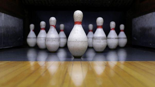 """Bowling: Fiorentino """"Orgoglio Italia"""""""