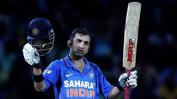 India batsman Gambhir calls time on playing career