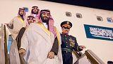 Top U.S. senators briefed by CIA blame Saudi prince for Khashoggi death