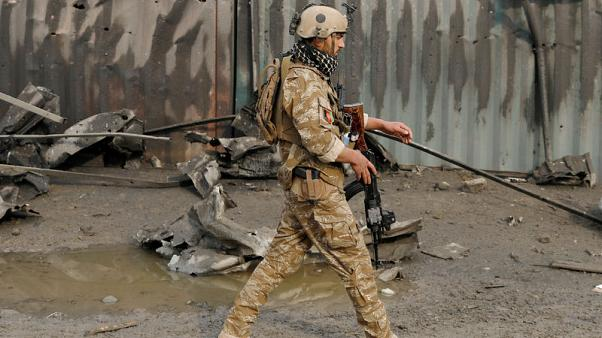 Afghan security forces' deaths unsustainable - U.S. military official