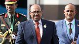 Sudan lawmakers back amendment to let Bashir stand again