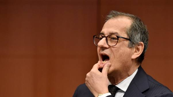 Italy weighing additional asset sales to cut debt - economy minister