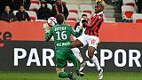 Ligue 1: Nice, sans créativité, tenu en échec par Angers