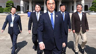 Growing split in Seoul over North Korea threatens Korea detente, nuclear talks