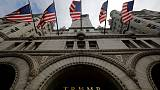Subpoenas issued to Trump Organization in emoluments lawsuit