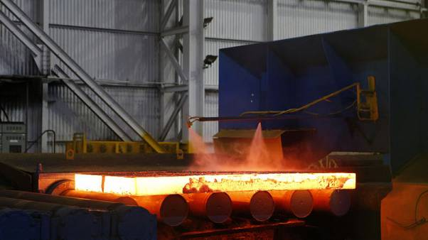 UK steel sector crippled by power costs as Brexit looms