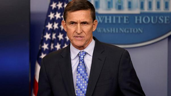 Mueller's office says ex-Trump adviser Flynn cooperated in Russia probe