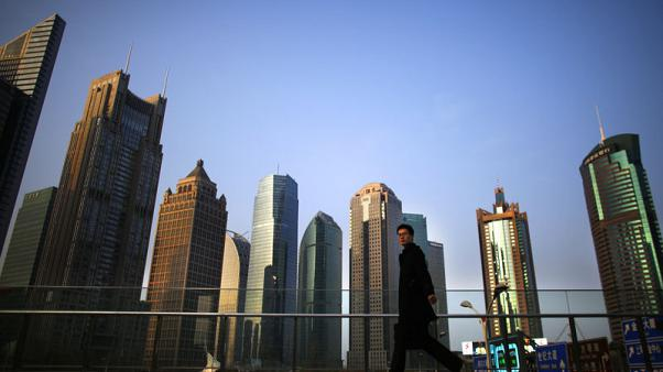 China November services sector expands, but demand outlook murky  - Caixin PMI