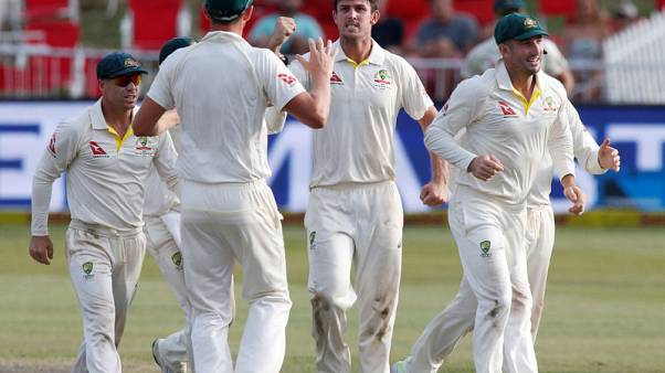 Mitch Marsh dropped for first test versus India