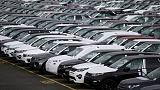 UK car sales fell around 3 percent in November - preliminary data