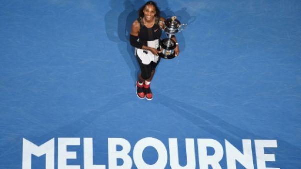 Open d'Australie: Nadal, Murray et Serena Williams attendus, Tsonga invité