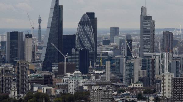 Shock slide in UK services PMI points to stalling economy