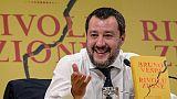 Salvini, quota 100-reddito a inizio anno