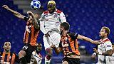 Ligue des champions: le match Shakhtar Donetsk-Lyon délocalisé à Kiev