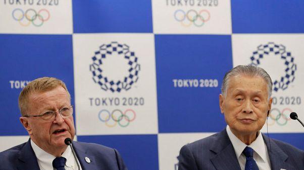 Tokyo 2020 formally propose earlier marathon time