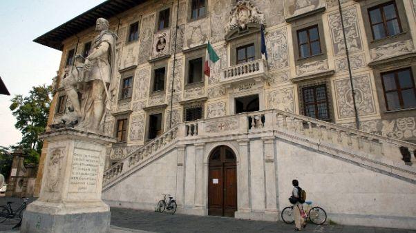 Normale di Pisa arriva a Napoli