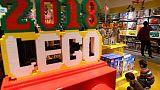 """ليجو تتعاون مع """"شارع سمسم"""" لتوزيع الألعاب على الأطفال اللاجئين"""