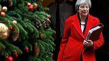ماي ترفض اتهامها بإخفاء حقائق عن البرلمان بشأن الخروج من الاتحاد الأوروبي