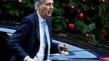 Hammond says to give next fiscal statement in late February or March
