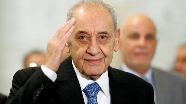 Israel gave no proof of border tunnels, says Lebanon's Berri