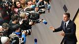 Luxembourg PM Bettel begins second term of coalition government