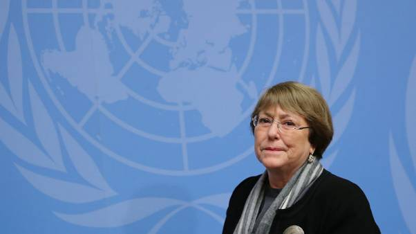 U.N. rights chief concerned by Danish plan to put foreign criminals on island
