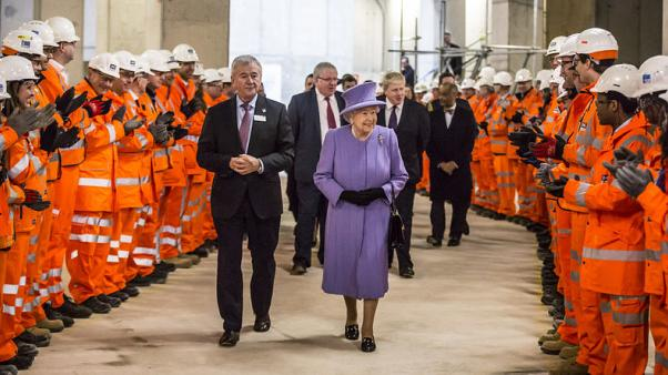 Chairman of Britain's Crossrail and HS2 project resigns