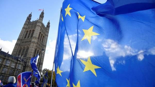 """""""Brexit premium"""" drives up euro borrowing costs for UK firms as EU exit looms"""