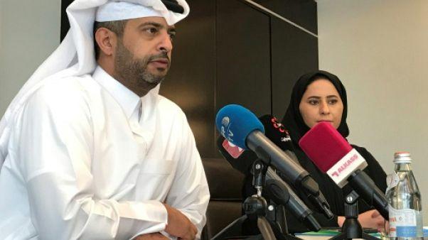 Mondial-2022: pas question de partager la compétition, assure le Qatar