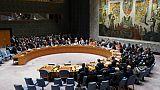 Réunion du Conseil de sécurité de l'ONU, le 26 septembre 2018 à New York