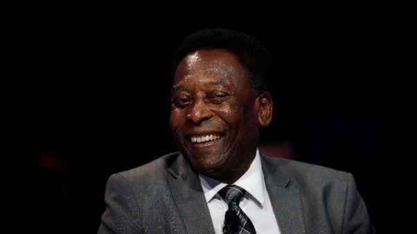 Pelé: Mbappé? Anche lui campione come me