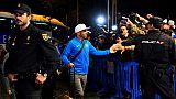 Copa Libertadores: Boca Juniors arrive à Madrid, River Plate en route